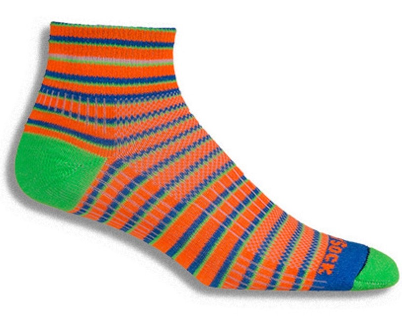 Wrightsock Coolmesh II Striped